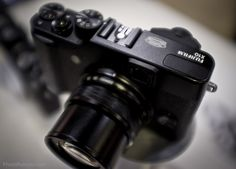 """""""Photographer's Guide to the Fujifilm X10″ book giveaway"""