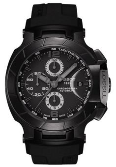 Tissot T-Race Automatic Mens Watch T0484273705700: Watches: Amazon.com