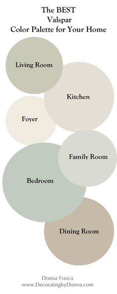 3908f3d30816 the-best-valspar-color-palette-for-your-home Wall