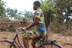 Iheaka Enugu Nigeria Female Bike Riders