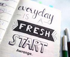 Everyday is a fresh start - Awrange (awrange.com)  #MondayMotivation #MondayGoals #MondayThoughts #NewMonday #MondayQuotes #MarketingQuote #QuoteOfTheDay #DigitalMarketing #OnlineMarketing #AgencyLife #Awrange #digitalmarketingagency