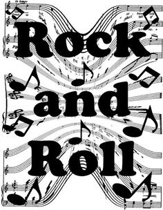Fifties Rock And Roll Clip Art 50s rockn roll coloring pages