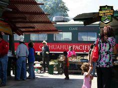 BARRANCAS DEL COBRE te dice. Es un placer tomar los alimentos en los lujosos carros comedores del Chepe. www.chihuahua.gob.mx/turismoweb