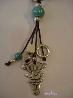 Other Men's Accessories Azucena Imagen Diseño Metal Llavero Grueso En Caja De Regalo Moderate Price