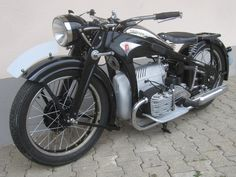 1936 Zundapp K800 - MidAmerica Auctions LAS13