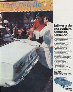 Seat 124. Año 1970
