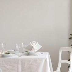XL Papierengel weiß/rosa von Jurianne Matter | la mesa wohnaccessoires