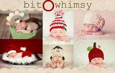 http://bitowhimsy.bigcartel.com/ has the CUTEST hats! <3