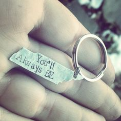 """unique """"you'll always be..."""" home sweet home to me, rocky top inspired Tennessee state tag keychain  on Etsy, $20.00"""