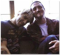 John Frusciante Anthony Kiedis