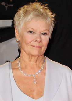 "Judi Dench Says, ""Goodbye Mr. Bond"""