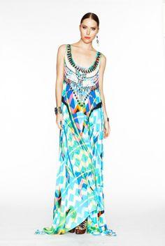 Camilla Kaleidoscope dress