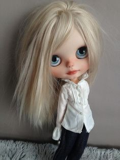 Zoe.  I want to be this doll.  Is that weird?  Yeah...a bit weird.