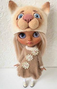 Blythe Dolls For Sale, Teddy Bear, Toys, Animals, Blythe Dolls, Activity Toys, Animales, Animaux, Clearance Toys