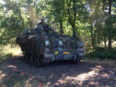 412 Pantsergenie Compagnie Zwaar