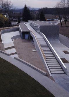 Landesgartenschau / Landscape Formation One - Architecture - Zaha Hadid Architects
