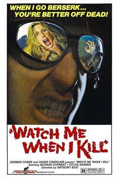 Watch Me When I Kill (Antonio Bido, 1977, A. K. A. The Cat's Victims)