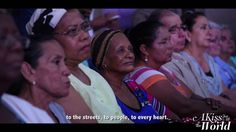 Dos años de andadura (vídeo promocional 'A Kiss for all the World' 2017)