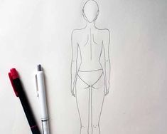 Take our FREE Online fashion design courses and learn Fashion drawing, Fashion illustration, Coloring body and Face, Drawing clothes and garments. Fashion Designing Course, Fashion Design Classes, Fashion Blogs, Fashion Illustration Tutorial, Fashion Sketches, Fashion Illustrations, Figure Sketching, Fashion Figures, Sewing Patterns For Kids