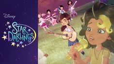"""Starlight"" Music Video by Star Darlings | Disney"
