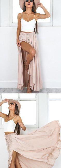 Long Prom Dresses, Cute Prom Dresses, Champagne Prom Dresses, Prom Dresses Long, Prom Long Dresses, Long Evening Dresses, Floor Length Dresses, Zipper Prom Dresses, Ruffles Prom Dresses, Floor-length Evening Dresses, Sleeveless Prom Dresses