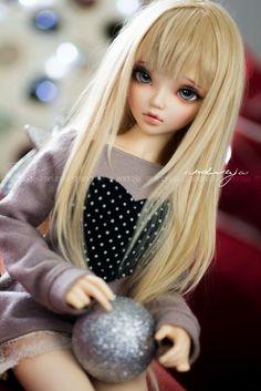 anime, bjd, and girl image Ooak Dolls, Blythe Dolls, Barbie Dolls, Kawaii Doll, Realistic Dolls, Dream Doll, Smart Doll, Anime Dolls, Creepy Dolls