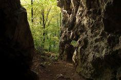 Jaskinie w Dolinie Kluczwody