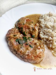 Polish Food, Polish Recipes, Risotto, Diet Recipes, Slow Cooker, Food And Drink, Cooking, Ethnic Recipes, Kitchen