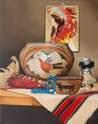 Image result for southwest indian art for the kitchen