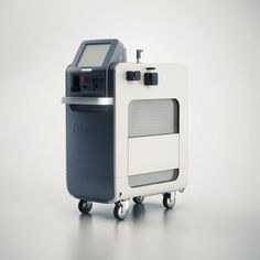 3D Medical Equipment Image