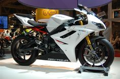 Triumph Daytona 675 Graphics