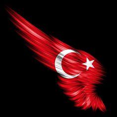 En Güzel Türk Bayrağı Duvar Kağıtları