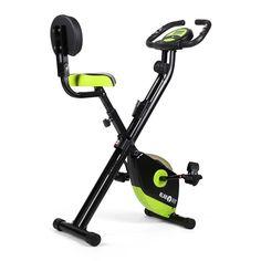Klarfit x bike, futurystyczny rowerek, jedziesz i chudniesz