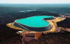 Taum Sauk reservoir in Missouri