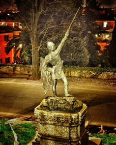 Alberto daGiussanowas a Lombardlegendary Guelphwarrior during the wars of theLombard LeagueagainstFrederick Barbarossain the 12th century.  #photobydperry #loves_united_europe ##wp #Italia_super_pics #ig_italy #ig_rome #pocket_family #spgitaly #igerslazio #loves_united_italia #ilikeitaly #italia_dev #pocket_Italy #gallery_of_all #total_Italy #loves_united_team #yallerslazio  #italy_hidden_gem #igw_italy #fdnf #lazio #ig_lazio_  #ig_lazio #nikontoday #unlimitedrome #my_rome #thehub_italia…