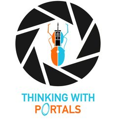 Heres an awesome minimalist Portal design.