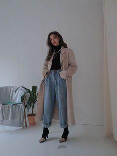 Trendy fashion korean outfit street style ideas fashion look at this cool korean fashion outfits 4283759471 koreanfashionoutfits Korean Girl Fashion, Korean Fashion Trends, Korean Street Fashion, Asian Fashion, Look Fashion, Trendy Fashion, Fashion Men, Fashion Ideas, Korean Fashion Winter