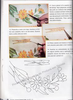 Pinceladas Nº 6 - Alice Pinto - Álbuns da web do Picasa