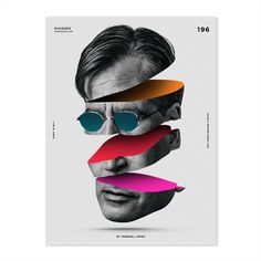 A poster every day Vol.5 on Behance