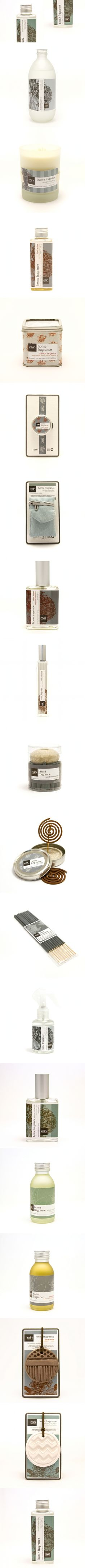 Rain Home Product lovely #packaging PD