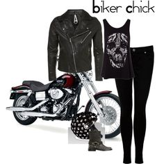 Bikers Zone Clothing Fashion Rox Biker Chick