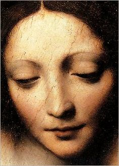 The Christ Child Asleep (detail) Bernardino Luini