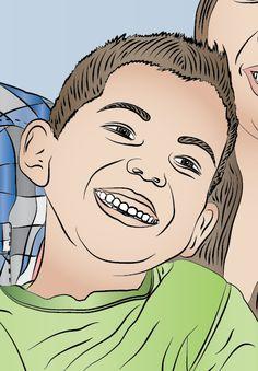 #arequipa #ilustración #artwork #juancarlosnieves #children #son #ilustraçao #illustratore #illustrazione #arte #art #cuadro #boy #criança