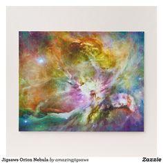 Jigsaws Orion Nebula Jigsaw Puzzle