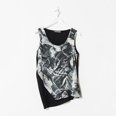 TANK TOP | feather print by elk | Cranmore Home