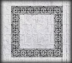 Islamic designs and patterns.  https://www.etsy.com/listing/125009535/ornamental-square-frame-islamic-pattern?ref=shop_home_active