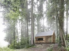 Forest Refuge  / Bernd Riegger Architektur