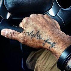 family lifeline tattoos-4 #familytattoosformen #tattoosmensarms