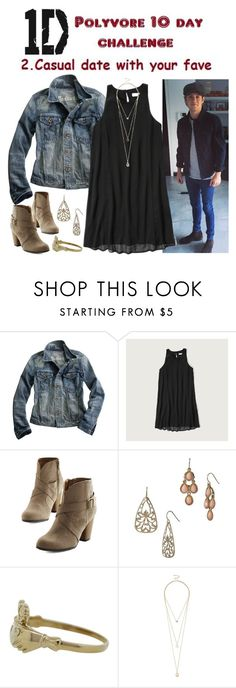 """""""Day 2: Casual Date With Niall"""" by fanficqueen13 ❤ liked on Polyvore featuring Madewell, Abercrombie & Fitch, River Island, OneDirection, Niall and horan"""