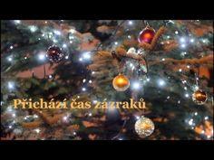 Krásné Vánoce a šťastný nový rok 2016 - YouTube